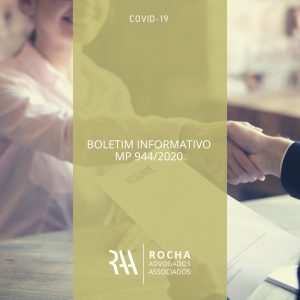 BOLETIM INFORMATIVO – MP 944